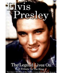 Elvis Presley - The Legend Lives On: A Tribute To The King [DVD]