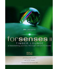 Forsenses II - Timber Lounge • A Fascinating Journey through Nat [DVD]