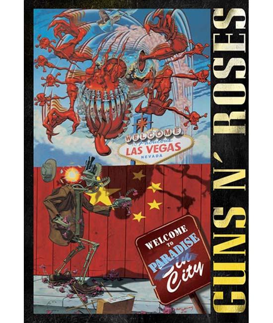 Guns N`Roses - Appetite for Democracy: Live at the Hard Rock Casino, Las Vegas [DVD]