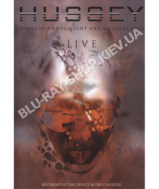 Wayne Hussey - Songs Of Candlelight And Razorblades Live [2 DVD]