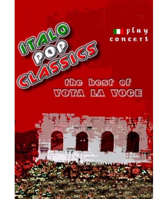 Italo Pop Classics - The Best Of Vota La Voce [3 DVD]