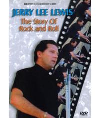 Джерри Ли Льюис: История Рок-н-Ролла [DVD]
