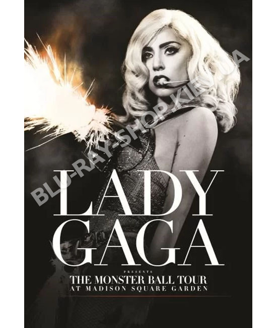 Lady Gaga Presents: The Monster Ball Tour at Madison Square Garden [DVD]