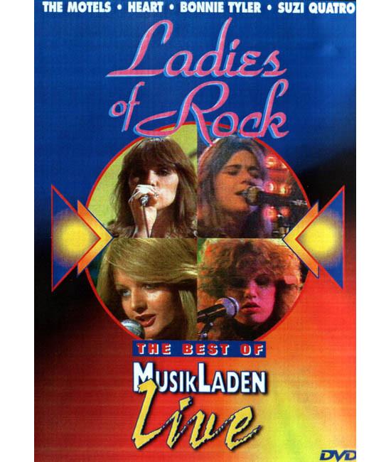 Ladies of Rock: The Best of MusikLaden - Live [DVD]