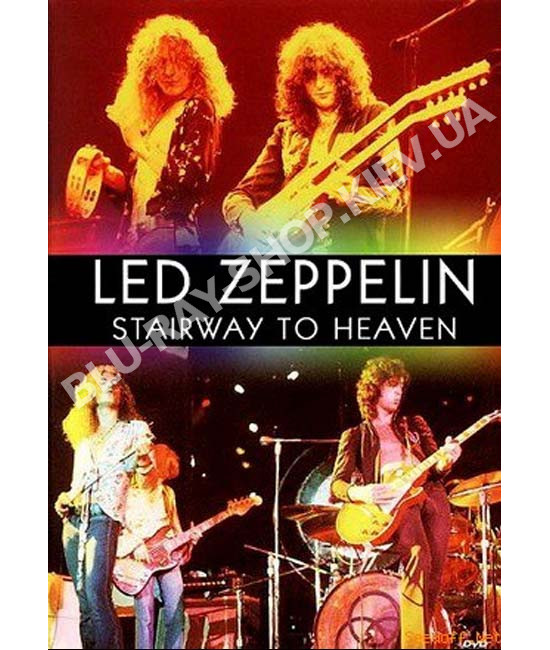 Led Zeppelin - Stairway to heaven [DVD]