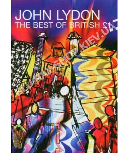 John Lydon - The Best of British £1 Notes (1976-2002)  [DVD]