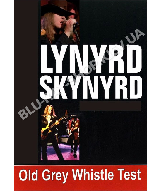 Lynyrd Skynyrd - Live On BBC TV - The Old Grey Whistle Test 1975 [DVD]