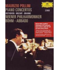 Maurizio Pollini & Wiener Philarmoniker - Piano Concertos [2 DVD]