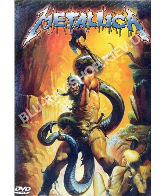 Metallica - Welcome To The Snakepit [2 DVD]