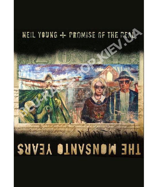 Neil Young + Promise of the Real - The Monsanto Years [DVD]