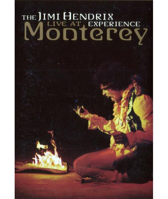 Jimi Hendrix Experience: Live at Monterey 1967 [DVD]