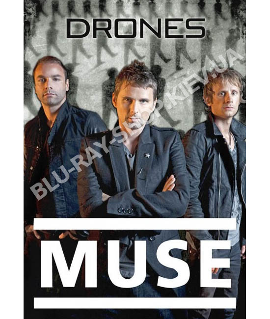 Muse - Drones (Deluxe Edition DVD) [DVD]