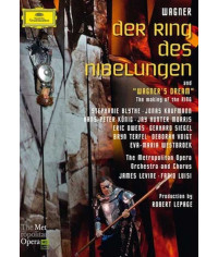 Рихард Вагнер - Кольцо Нибелунга [4 DVD]