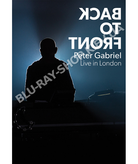 Back to Front - Live in London [2 DVD]