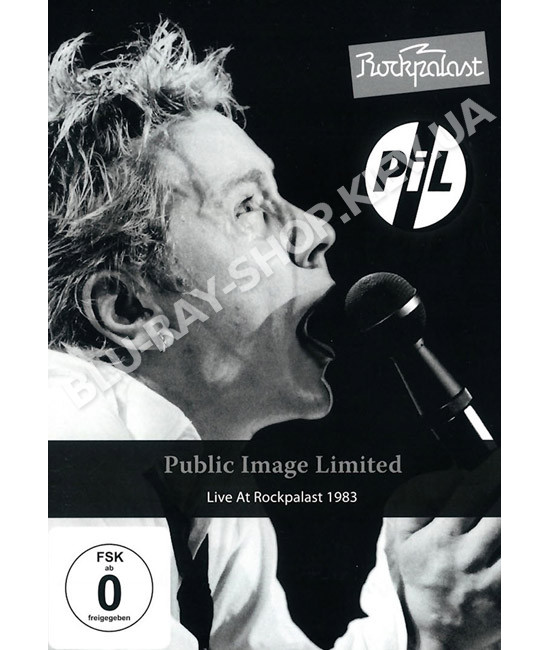 Public Image Limited - Live At Rockpalast 1983 [DVD]