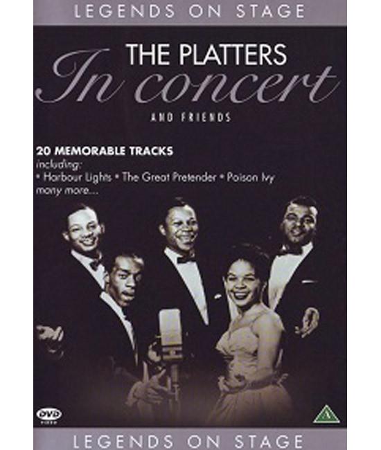 """Блюда и Друзья - Концерт (серия """"Легенды на сцене"""") (1950 - 1960) [DVD]"""