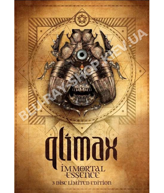 Qlimax - Immortal Essence 2013 [DVD]