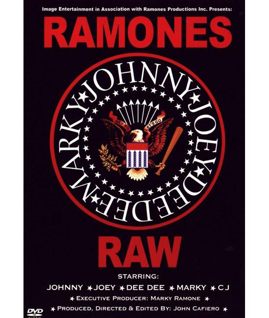 Ramones - Raw [DVD]