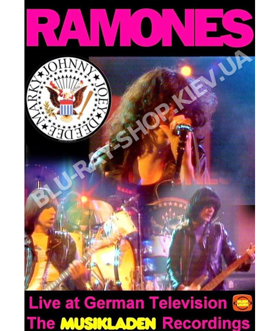 Ramones - Live At German Television: The Musikladen Recordings [DVD]