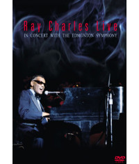 Ray Charles - Live In Concert With The Edmonton Symphony [DVD]