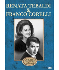 Франко Корелли и Рената Тебальди [DVD]