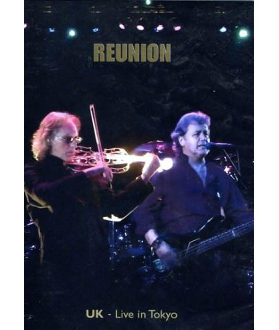 UK - Reunion (Live In Tokyo) [DVD]