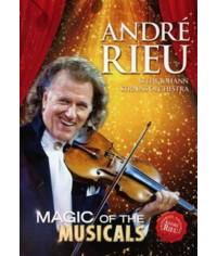 André Rieu - Magic of the Musicals [DVD]