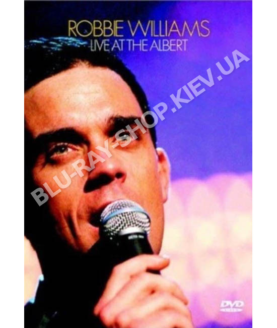 Robbie Williams: Live At The Albert [DVD]