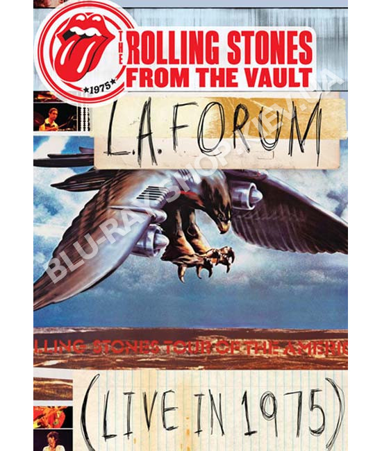 The Rolling Stones: From The Vault - LA Forum - Live In 1975 [DVD]