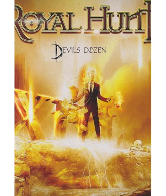 Royal Hunt - Devil s Dozen (Japanese Limited Edition SHM CD+DVD) [DVD]