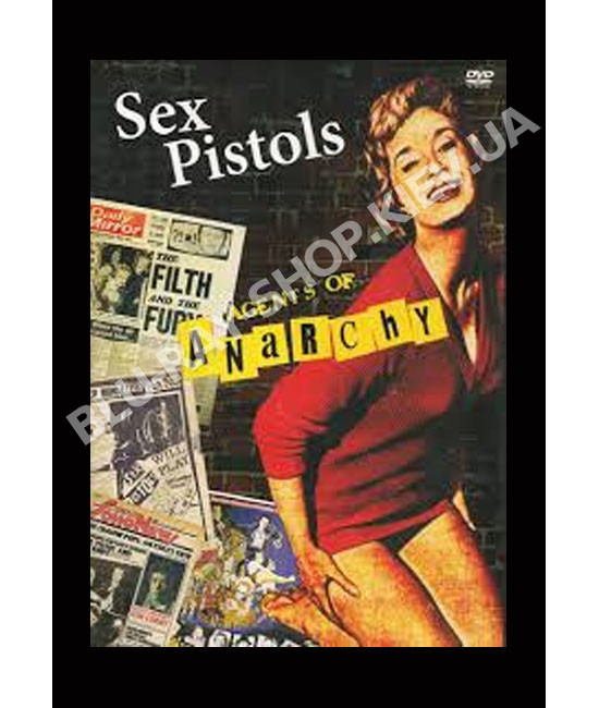 Sex Pistols - Agents of Anarchy [DVD]