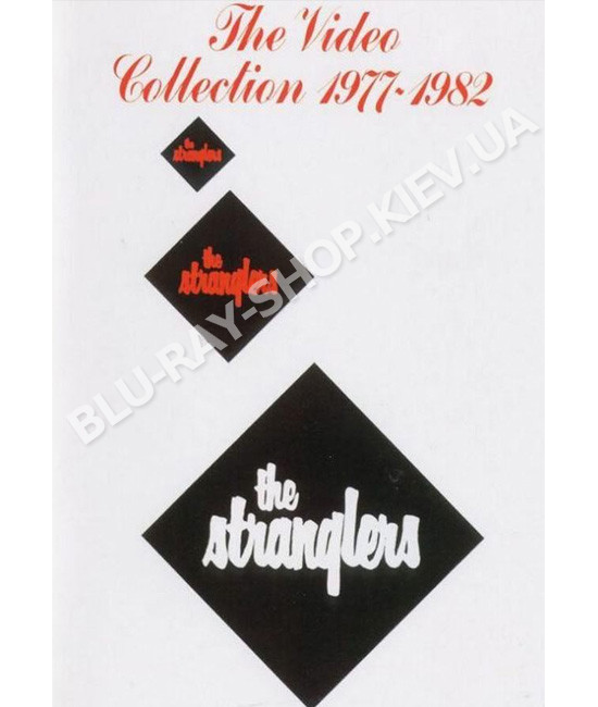The Stranglers - The Video Collection 1977-1982 [DVD]
