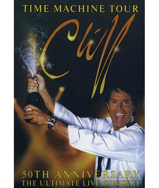 Cliff Richard - 50th Anniversary Time Machine Tour  [DVD]