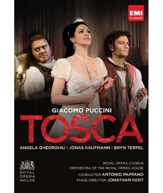 Джакомо Пуччини - Тоска [DVD]
