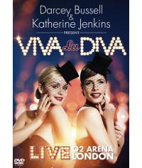 Darcey Bussell and Katherine Jenkins - Viva La Diva. Live O2 Arena London [DVD]