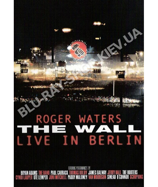 Roger Waters - The Wall. Live in Berlin. Special edition [DVD]