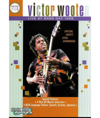 Victor Wooten – Live At Bass Day [DVD]