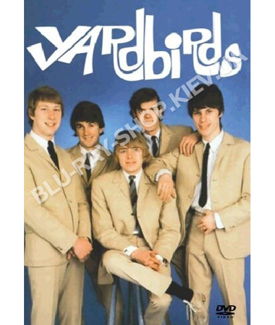 Yardbirds - The Most Blues Wailing Band [DVD]