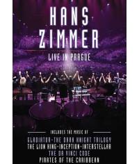 Hans Zimmer Live on Tour [DVD]