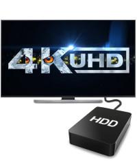4K HDR, 120 фильмов на выбор (8 ТБ)