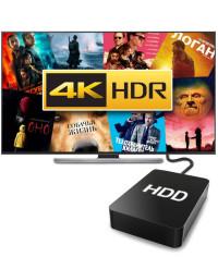 Подборка лучших фильмов 4K Ultra HD  (2 ТБ)