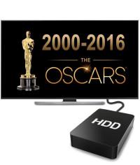"Премия ""Оскар"" 2000-2016 (2 ТБ)"