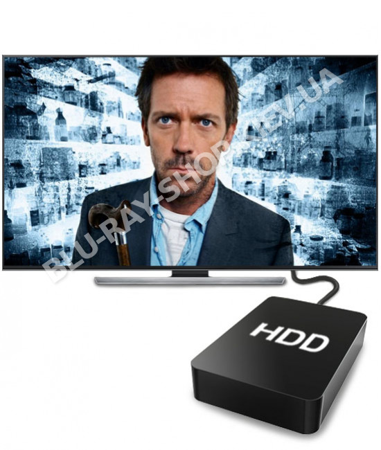 Сериалы HD (6Тб)