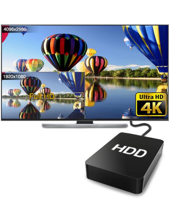 4K Ultra HD (2 Тб)
