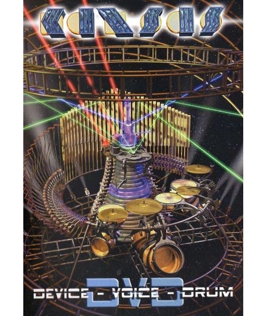 Kansas - Device-Voice-Drum [DVD]