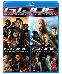 Бросок Кобры / Бросок кобры 2 (4K UHD Blu-ray)