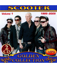 Scooter [4 CD/mp3]