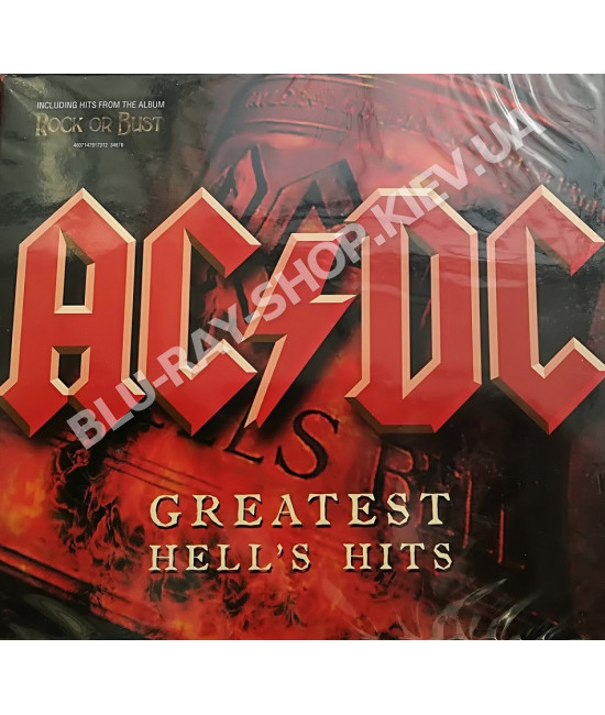 ACDC Greatest Hits (2 CD Audio)