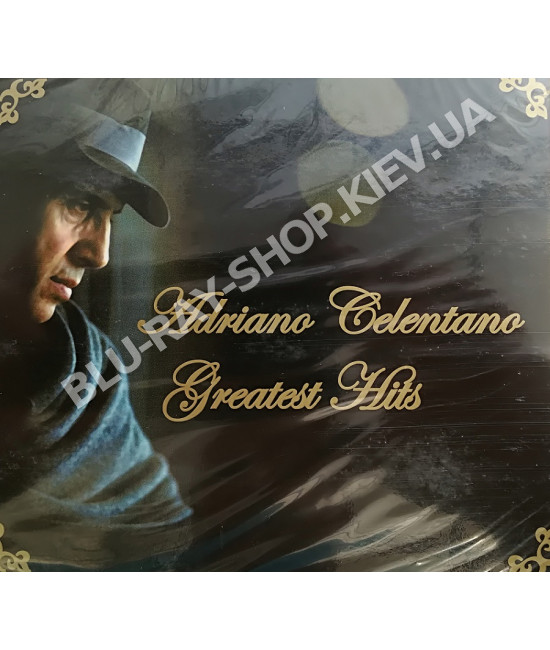 ADRIANO CELENTANO Greatest Hits (2 CD Audio)