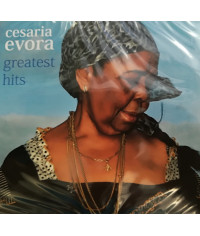 CESARIA EVORA Greatest Hits  (2 CD Audio)